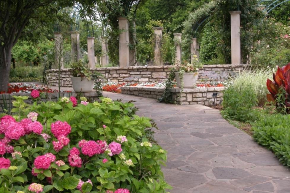Gardens in Fort Worth