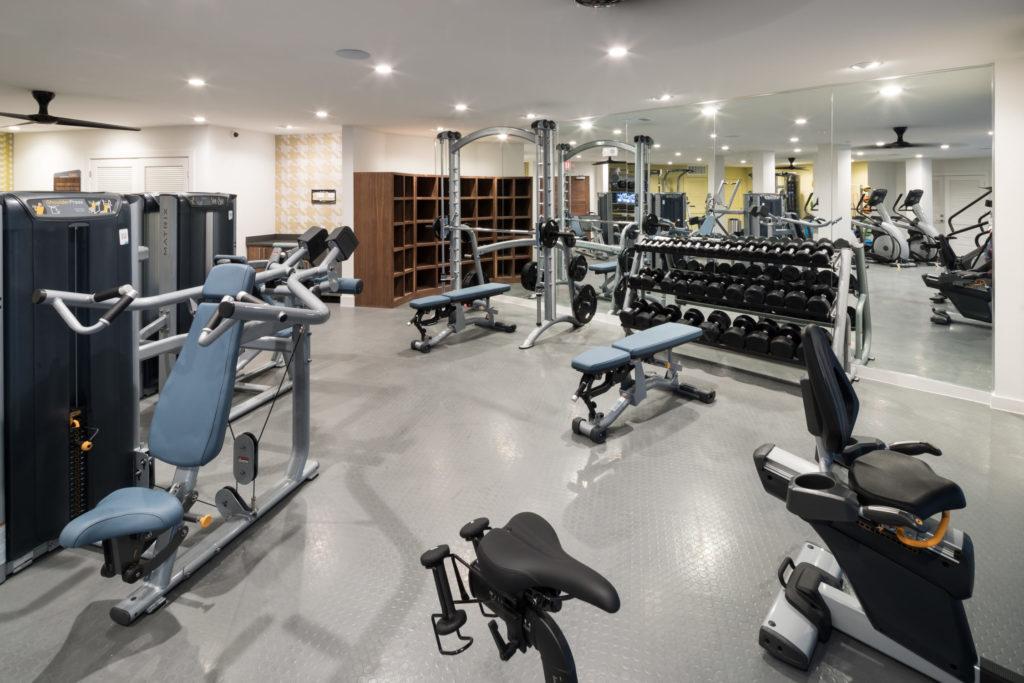 Alexan Summit Fitness Studio