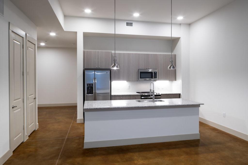 modern Fort Worth apartments